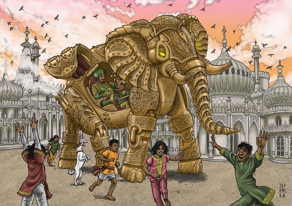 MaharajasNewToyW